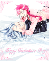 Happy Valentine's Day by marimaripink