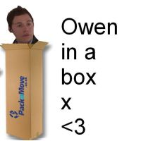 Owen in a Box by Black-Rose-Diango