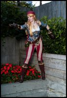 Strife Cosplay: Caprice 4 by Mink-the-Satyr
