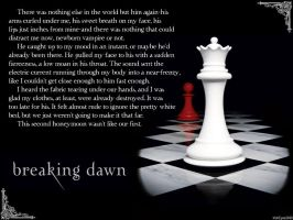 Breaking Dawn Quote Desktop by IrishEyes2490