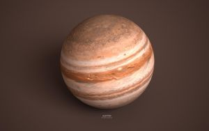 Planet Jupiter by monsteer