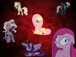 (lost hope) wallpaper mlp fim by CS-epicness