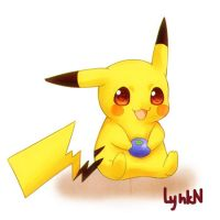 Pikachu! by LynkN