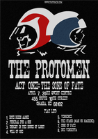 Protomen: Fake Tour Poster by AkariMMS