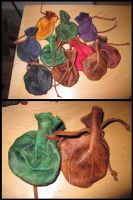 Small purse by akinra-workshop