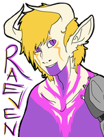 Raeven by Cgeez by GaberielRichardson