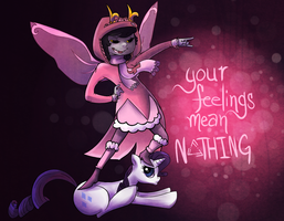 NOTHING AT ALL by ACN-Chuckie