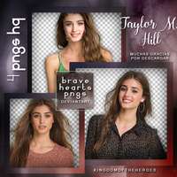 Pack png 742: Taylor Marie Hill by BraveHearts-PNGS
