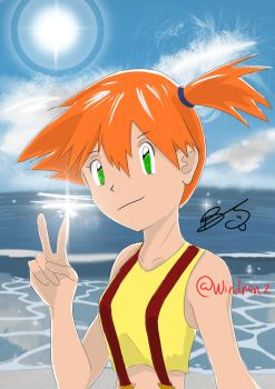 Misty by windrenz