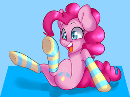 Party Socks redo by Pon3Splash
