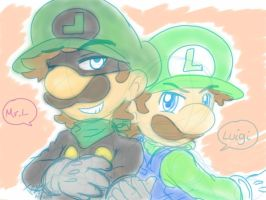 Mario: Miss Us? C:}:D by saiiko
