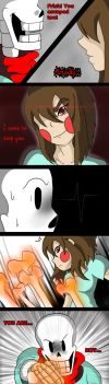 Undertale New world (page 70) by joselyn565