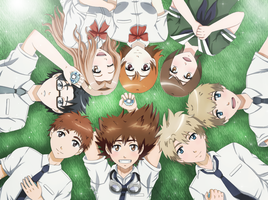 Digimon Adventure Tri by Mindsebbandflow