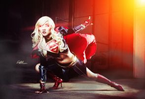 Supergirl Kai by StellaChuu