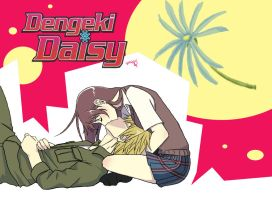 Daisy and Teru by HACKproductions