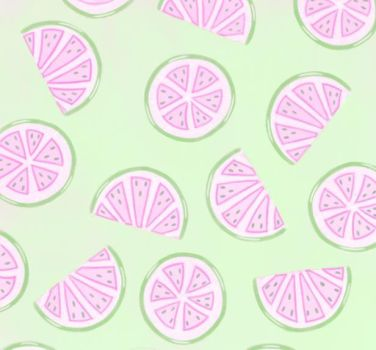 Pink Summer Watermelons by sarahlouiseghost