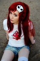 Red headed mess. by godirtypop