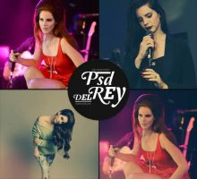Del Rey - Psd by Ihavethedreamersdise