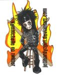 .:Chibi Christian Coma:. by KymmieCup