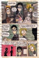 Steampunk Calamari page two by halley42
