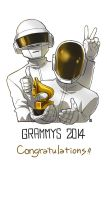 GRAMMY 2014 by A-KAchen