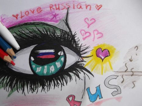 Russia forever! by Phoenix-Ti