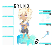 MS: Gyuno by VenYann