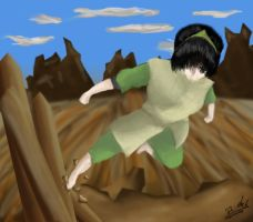 Toph by Jakinabox