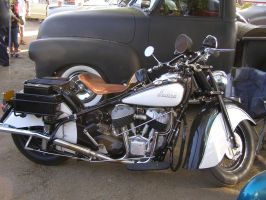 Indian Motorcycle by Jetster1