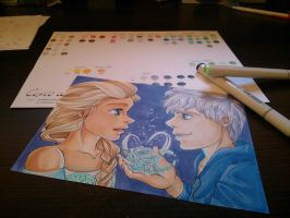 Jelsa Preview by 22DreamOfMidnight22