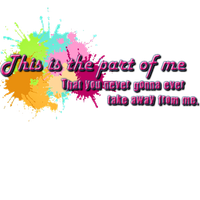 Part Of Me-Katy Perry Texto PNG by EBELULAEDITIONS