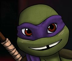 TMNT Donatello Detail by tamalero