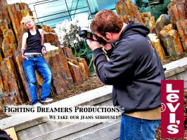 FDP Jeans Ad by FightingDreamersPro