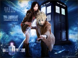 Cloud as The Doctor by Dark6Nika