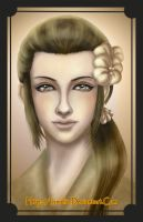 Balinese -Potrait- by Luvelia