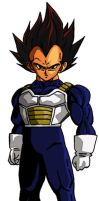 vegeta normal by salvamakoto