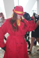 Where in the World is Carmen San Diego? Otakon 201 by Witch-Hunter-87