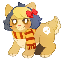 Commission: LinzyBee by ChuraGhost