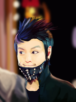 T.o.p - dat smile by Misspic