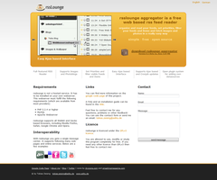rsslounge aggregator by ssilence
