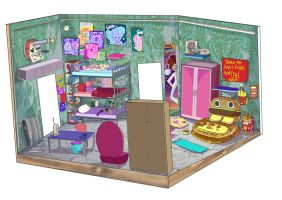 Project room design by BubbleDriver