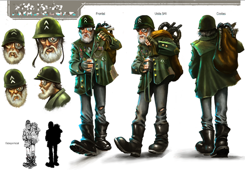 concept character design 2 by wilsonjr