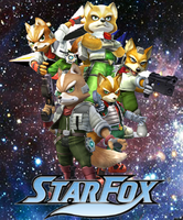 Star Fox - Fox McCloud by DENDEROTTO