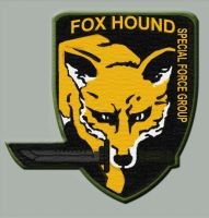 FOXHOUND Patch by Hayter