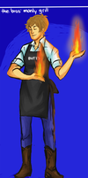 AoH- Grill Uniform Example by RielCakes