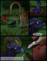 ReHistoric: Book 1: Page 13 by albinoraven666fanart