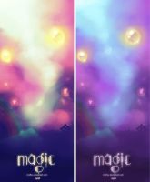 magic by chaffyy