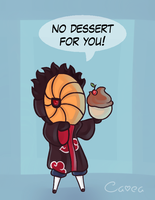 No Dessert For You by Cavea