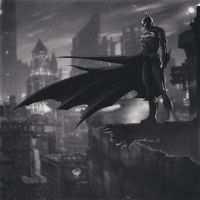 The Guardian of Gotham by HeroPix