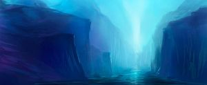 The Ice Pass by noahbradley